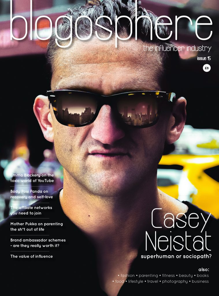 Casey Neistat Issue 15 Blogosphere