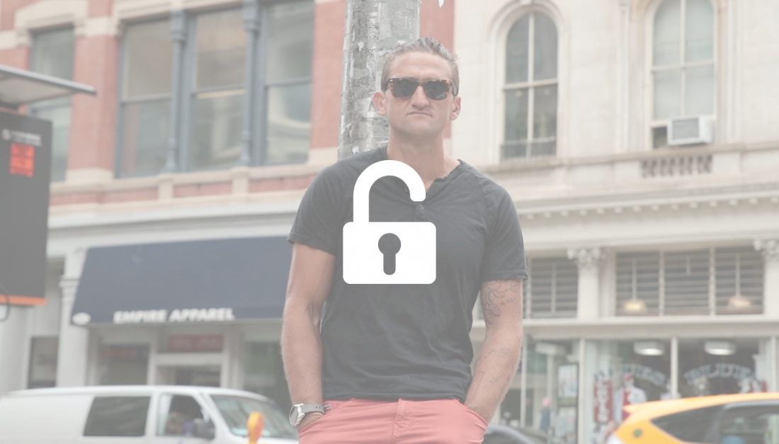 Casey Neistat Blogosphere Magazine Issue 15