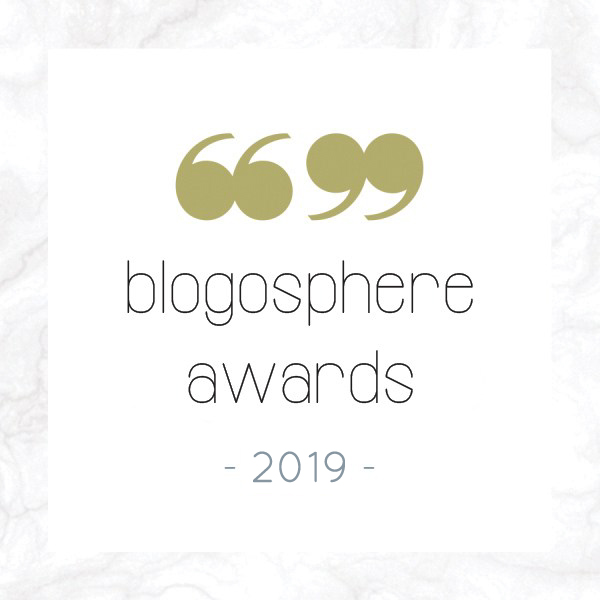 Blogosphere Awards for brands and influencers 2019