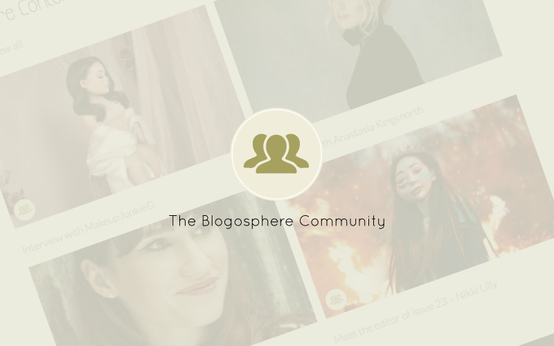 The Blogosphere Community